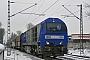 """Vossloh 1001036 - RBH Logistics """"904"""" 22.01.2013 - Westerholt, Bahnübergang Westerholter StraßePatrick Voelker"""