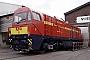 """Vossloh 1001040 - NE """"9"""" 10.11.2008 - Moers, Vossloh Locomotives GmbH, Service-ZentrumAlexander Leroy"""