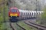 """Vossloh 1001040 - NE """"9"""" 04.04.2011 - Duisburg-Rheinhausen, Haltepunkt Rheinhausen OstRolf Alberts"""