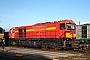 Vossloh 1001040 - Vossloh 13.11.2014 - Moers, Vossloh Locomotives GmbH, Service-ZentrumMartin Welzel