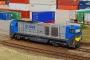 "Vossloh 1001042 - Veolia Cargo ""1001042"" 06.06.2007 - BlerickLuc Peulen"