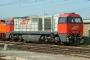 """Vossloh 1001045 - ACT """"G 2000 14 AT"""" 03.04.2006 - Reggio EmiliaMassimo Rinaldi"""