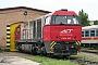 """Vossloh 1001047 - ACT """"G 2000 16 AT"""" 24.05.2006 - Reggio EmiliaGunnar Meisner"""