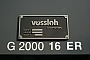 "Vossloh 1001047 - FER ""G 2000 16 ER"" 10.09.2009 - Reggio EmiliaFrank Glaubitz"