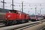 """Vossloh 1001062 - ÖBB """"2070 015-9"""" 26.05.2008 - Attnang-PuchheimWerner Schwan"""