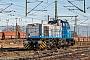 "Vossloh 1001113 - Bugdoll ""92 80 1277 809-0 D-MBBAU"" 14.12.2015 - Oberhausen, Rangierbahnhof WestRolf Alberts"