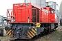 Vossloh 1001114 - SBB Cargo 15.11.2009 - Muttenz, AuhafenTheo Stolz