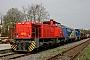 """Vossloh 1001115 - CFL """"1501"""" 26.04.2008 - Ulmen, BahnhofMalte Werning"""