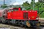 """Vossloh 1001115 - CFL """"1501"""" 20.08.2004 - WasserbilligReinhard Reiss"""