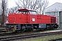 "Vossloh 1001115 - AVE ""115"" 28.12.2002 - Moers, Vossloh Locomotives GmbH, Service-ZentrumHartmut Kolbe"