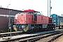 Vossloh 1001115 - mkb 02.05.2016 - Minden, Bahnhof Friedrich-Wilhelm-StraßeRolf Tellermann