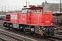 """Vossloh 1001116 - CFL Cargo """"1506"""" 01.03.2017 - Düsseldorf-RathPatrick Böttger"""