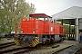 Vossloh 1001116 - ATC 16.04.2002 - Moers, Vossloh Locomotives GmbH, Service-ZentrumAlexander Leroy