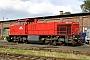 """Vossloh 1001117 - Unisped """"45"""" 31.08.2004 - Moers, Vossloh Locomotives GmbH, Service-ZentrumGunnar Meisner"""