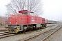 "Vossloh 1001117 - InfraLeuna ""207"" 12.02.2003 - Moers, Vossloh Locomotives GmbH, Service-ZentrumHartmut Kolbe"