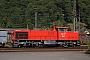 """Vossloh 1001117 - CFL Cargo """"1507"""" 16.07.2010 - Trier-EhrangWerner Schwan"""