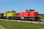 "Vossloh 1001117 - LOCON  ""302"" 10.06.2013 - Vierow