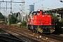 """Vossloh 1001117 - LOCON  """"302"""" 31.08.2015 - Berlin-LichtenbergNorman Gottberg"""
