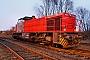 "Vossloh 1001117 - LOCON  ""302"" 15.12.2016 - Hamburg-WaltershofPatrick Bock"
