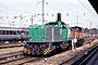 "Vossloh 1001118 - SNCF ""461001"" 13.06.2001 - StrasbourgPatrick Petit"