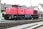 Vossloh 1001119 - TWE 04.05.2014 - Gütersloh, Betriebshof NordRainer Pallapies