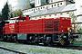 """Vossloh 1001120 - LTE """"2150 901-3"""" 02.11.2001 - Wien-WaldmühleAlfred Moser"""