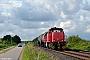 Vossloh 1001120 - CFL Cargo 23.07.2015 - Risum-LindholmAndreas Görs