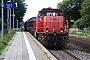 Vossloh 1001120 - CFL Cargo 31.08.2018 - Morsum (Sylt), BahnhofKai Klint