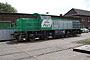 """Vossloh 1001124 - SNCF """"461004"""" 11.07.2001 - Moers, Vossloh Schienenfahrzeugtechnik GmbH, Service-ZentrumHartmut Kolbe"""