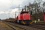 """Vossloh 1001125 - Railflex """"Lok 4"""" 12.01.2016 - Ratingen-LintorfLothar Weber"""