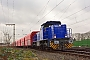 "Vossloh 1001125 - Railflex ""Lok 4"" 22.01.2018 - Duisburg-Neudorf, Abzweig LotharstraßeLothar Weber"
