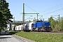 """Vossloh 1001125 - Railflex """"Lok 4"""" 04.05.2018 - Ratingen-LintorfMartin Welzel"""