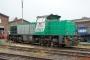 """Vossloh 1001126 - SNCF """"461005"""" 28.09.2006 - Moers, Vossloh Locomotives GmbH, Service-ZentrumRolf Alberts"""