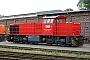 """Vossloh 1001129 - MVG """"V 1001-129"""" 16.06.2006 - Moers, Vossloh Locomotives GmbH, Service-ZentrumPatrick Paulsen"""