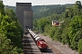 """Vossloh 1001131 - CFL Cargo """"1504"""" 23.05.2007 - RumelangeGunnar Meisner"""