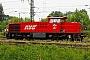 """Vossloh 1001132 - AVG """"467"""" 15.06.2006 - Karlsruhe, GüterbahnhofDetlef Lorenzen"""