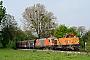 Vossloh 1001139 - NIAG 24.04.2014 - Duisburg-BaerlMartijn Schokker