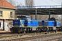 """Vossloh 1001140 - MWB """"V 2104"""" 09.04.2015 - Magdeburg-EichenweilerMarvin Fries"""