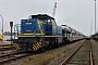 Vossloh 1001141 - IntEgro 26.02.2013 - Cuxhaven, Amerika-Bahnhof Patrick Bock