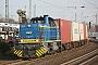 """Vossloh 1001141 - evb """"275 101"""" 10.04.2015 - Nienburg (Weser), BahnhofThomas Wohlfarth"""
