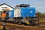 "Vossloh 1001142 - RBG ""D 05"" 23.03.2011 - Moers, Vossloh Locomotives GmbH, Service-ZentrumRolf Alberts"