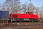 """Vossloh 1001143 - Hafen Krefeld """"D III"""" 24.03.2020 - Kaldenkirchenulrich Budde"""