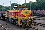 "Vossloh 1001145 - TKSE ""543"" 15.07.2014 - Duisburg-Hüttenheim, HKMRolf Alberts"