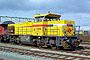 """Vossloh 1001147 - Strukton """"Carin"""" 22.02.2005 - Heerlen, GüterbahnhofPeter Gootzen"""