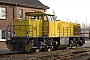 "Vossloh 1001147 - Strukton ""Carin"" 11.01.2003 - Moers, Vossloh Locomotives GmbH, Service-ZentrumHartmut Kolbe"
