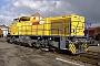 "Vossloh 1001147 - Strukton ""Carin"" 05.02.2003 - Moers, Vossloh Locomotives GmbH, Service-ZentrumHartmut Kolbe"