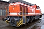"Vossloh 1001150 - WLE ""51"" 23.01.2003 - Moers, Vossloh Locomotives GmbH, Service-ZentrumHartmut Kolbe"
