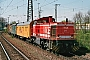 "Vossloh 1001150 - WLE ""51"" 17.04.2007 - München-TruderingMarcel Langnickel"