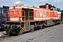 "Vossloh 1001150 - WLE ""51"" 21.08.2010 - Gütersloh, Bahnhof NordRainer Pallapies"