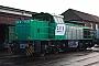 "Vossloh 1001152 - CFR ""1152"" 04.01.2017 - Moers, Vossloh Locomotives GmbH, Service-ZentrumPatrick Böttger"